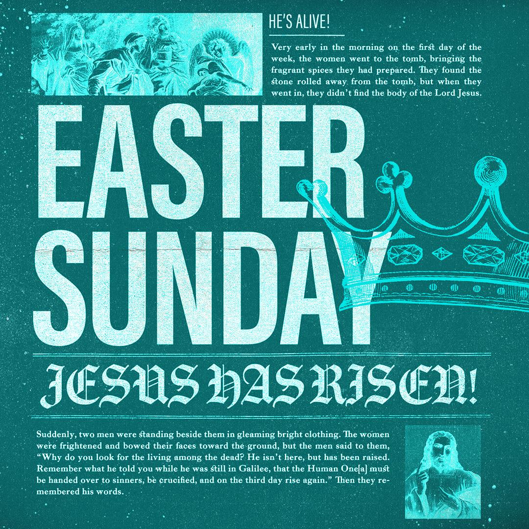 Easter Sunday feat. Ps Joel Fryett