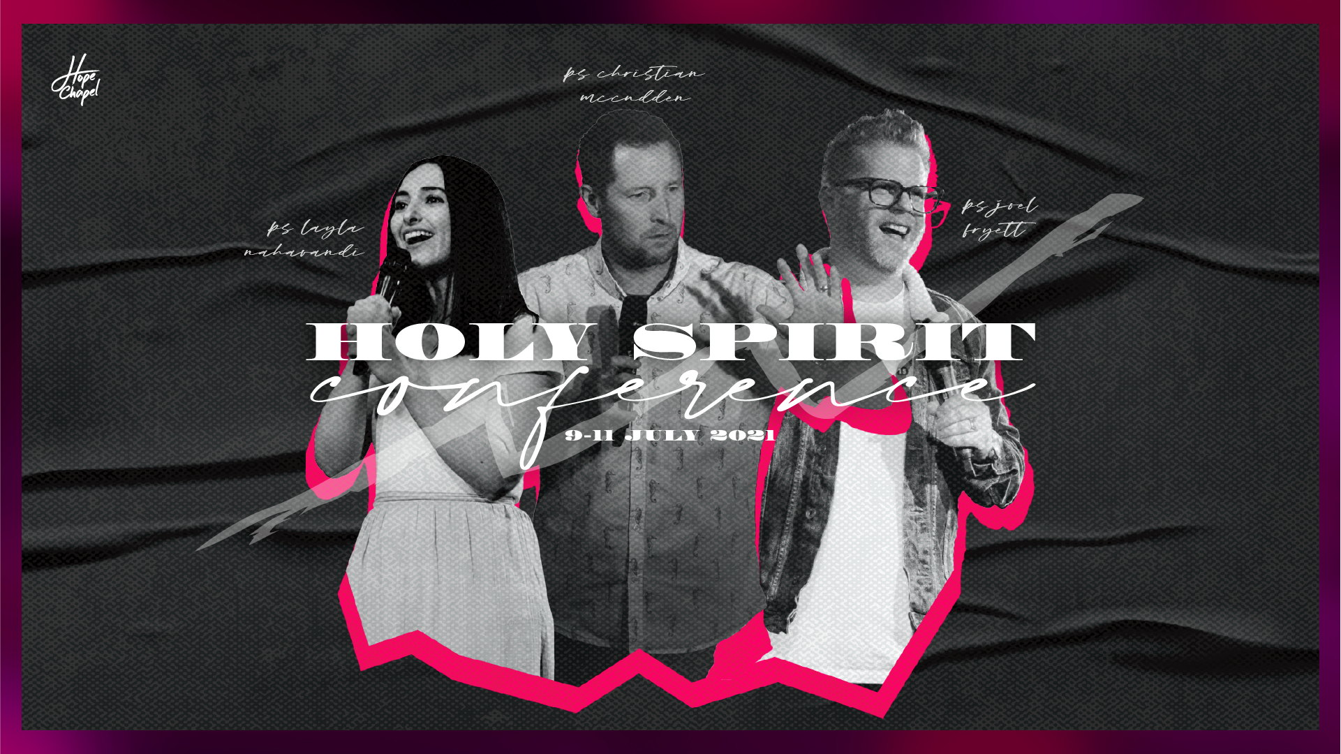 Holy Spirit Conference 2021