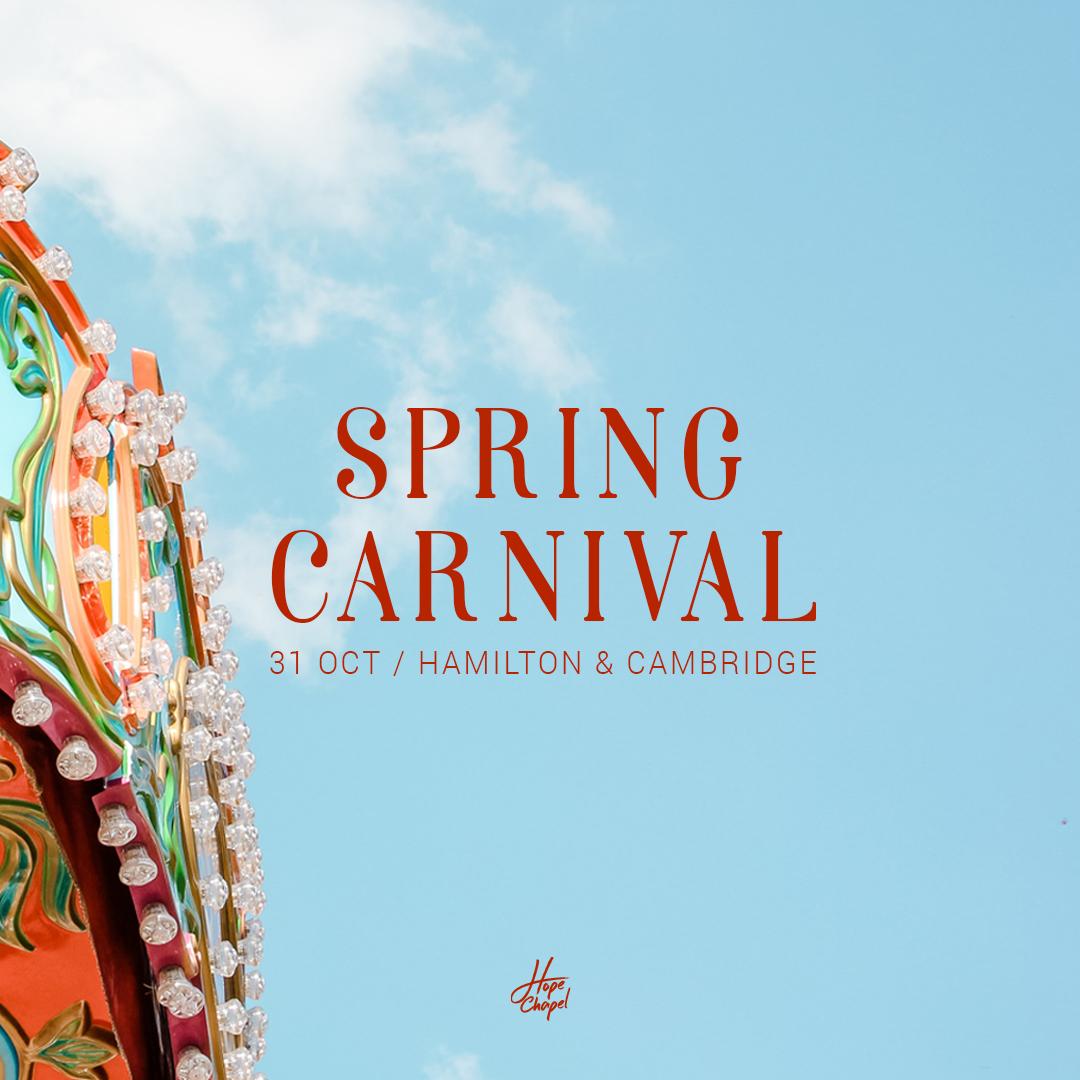 Spring Carnival 2021
