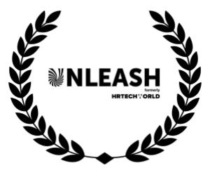 a wreath containing uleash start up award