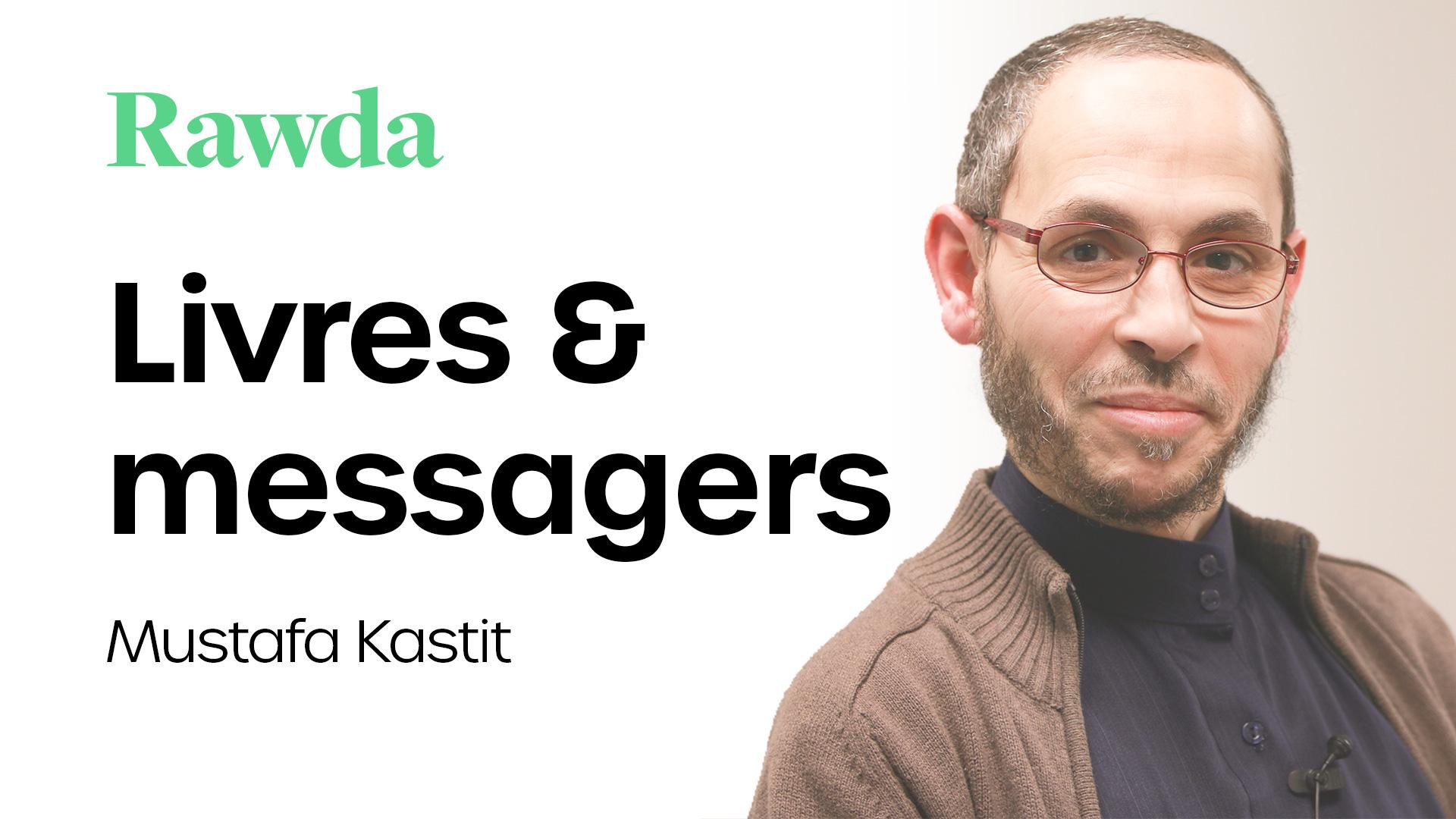 Miniature du cours : Livres et messagers avec Mustafa Kastit
