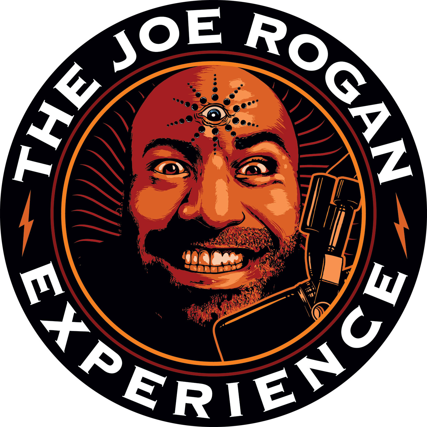 Podcast Cover of The Joe Rogan Experience