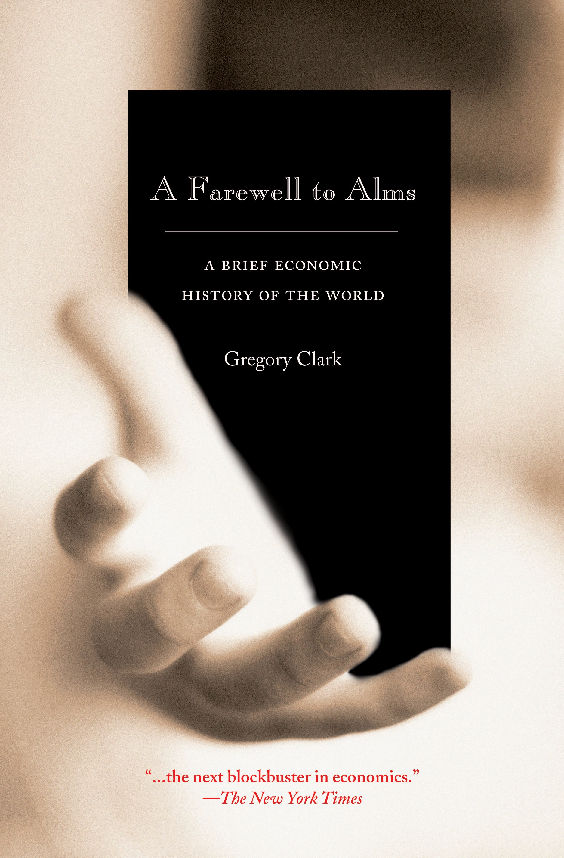 Book Cover of A Farewell to Alms