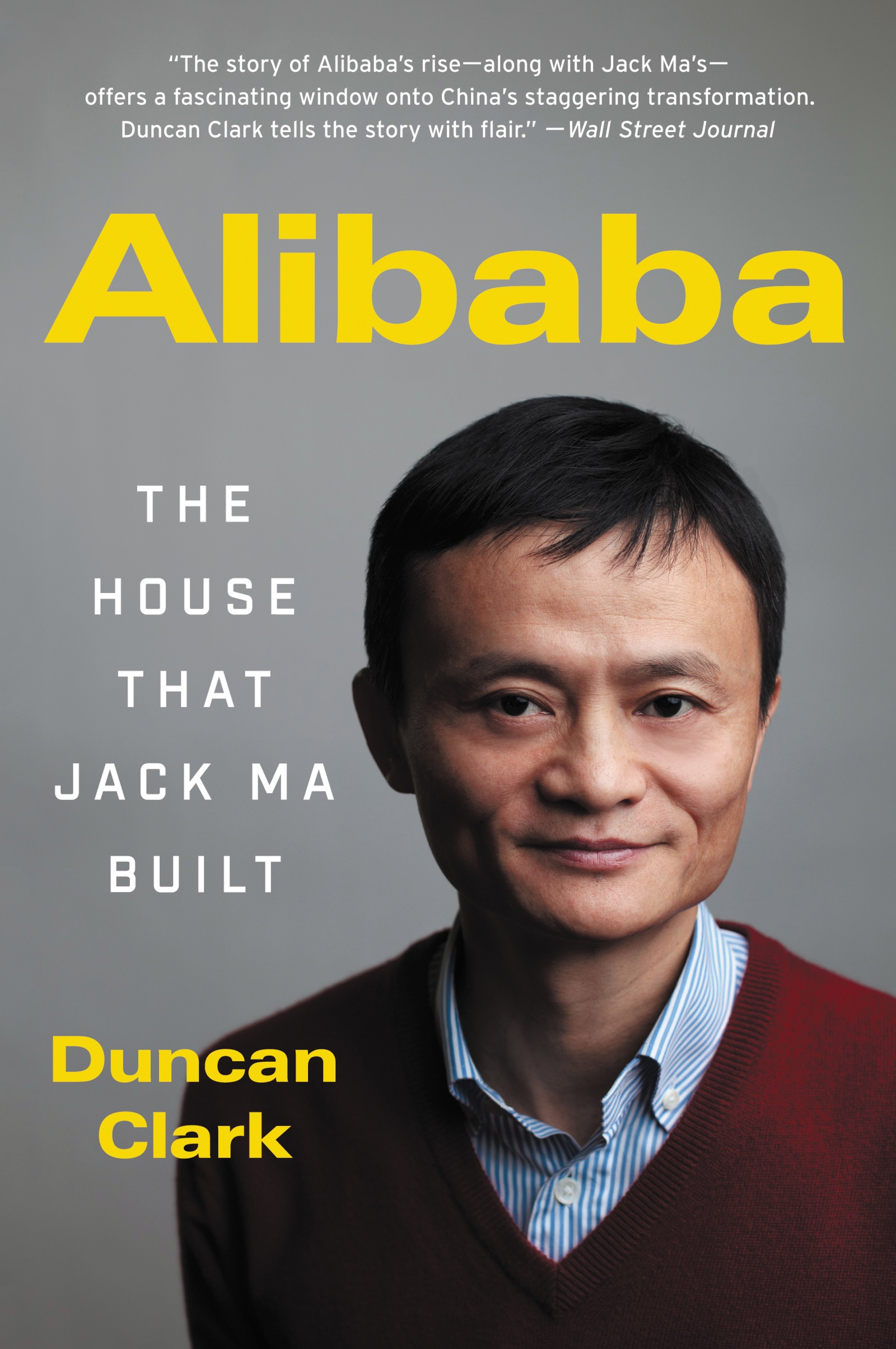 Book Cover of Alibaba