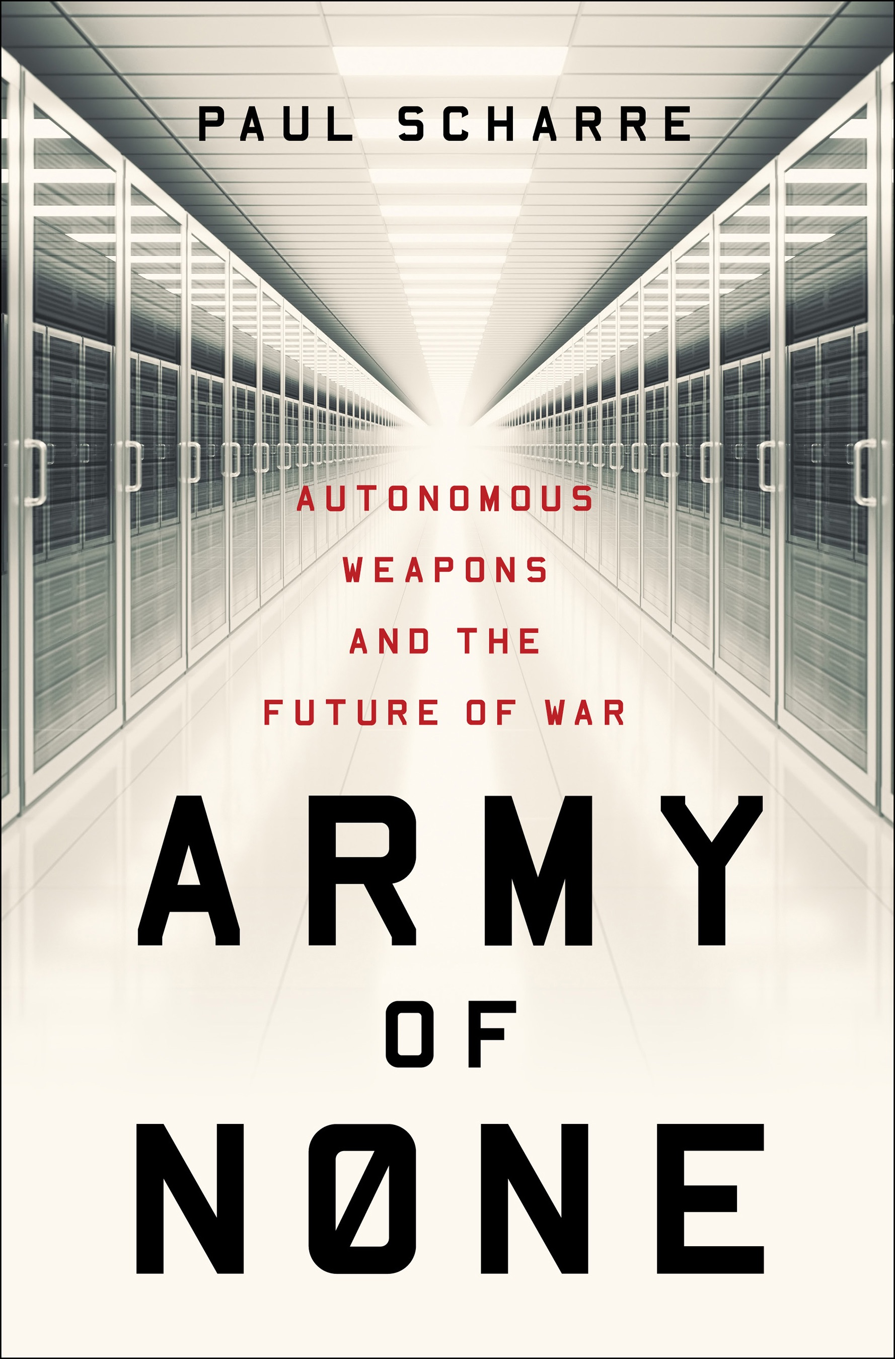 Book Cover of Army of None
