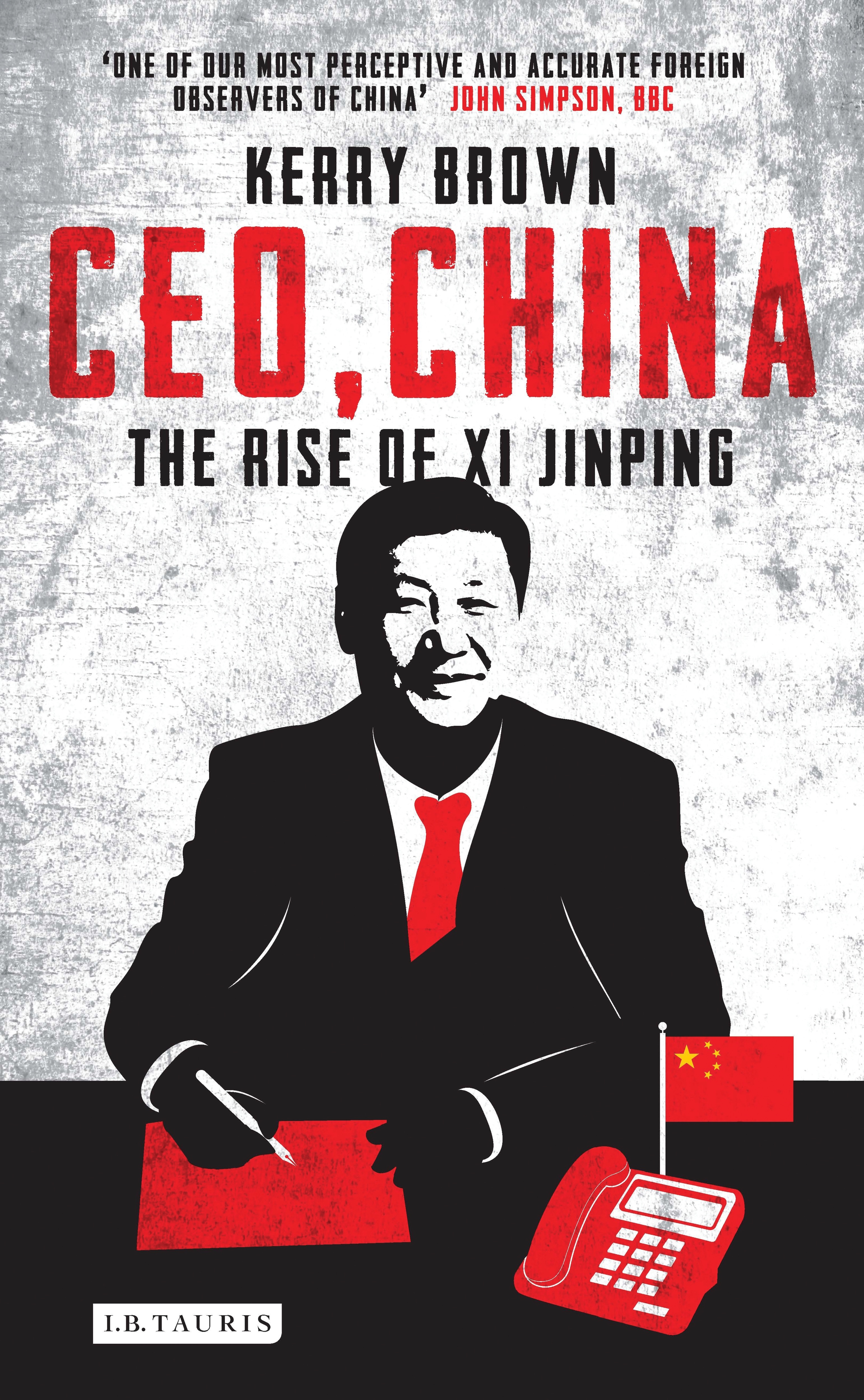 Book Cover of CEO, China