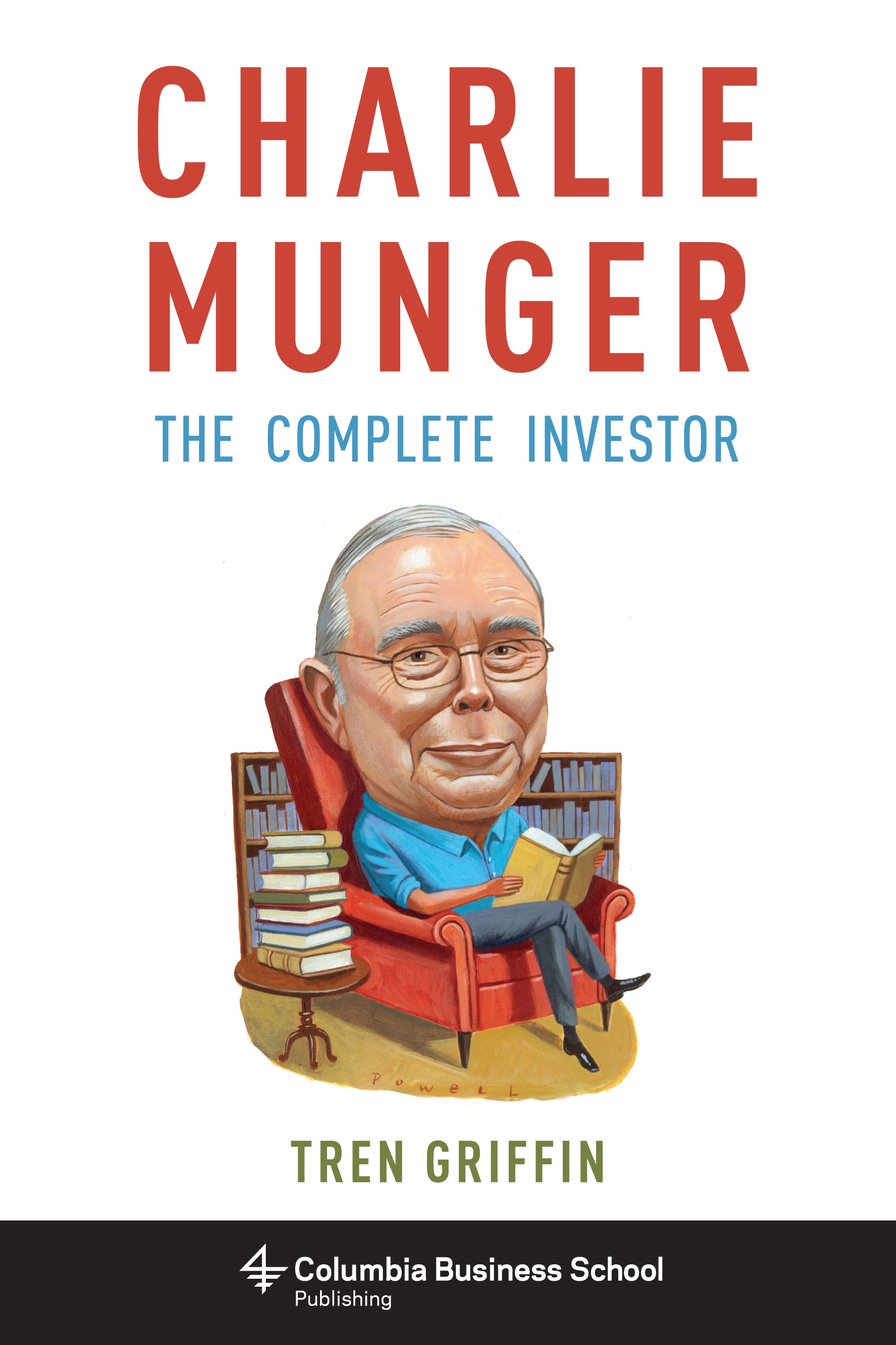 Book Cover of Charlie Munger