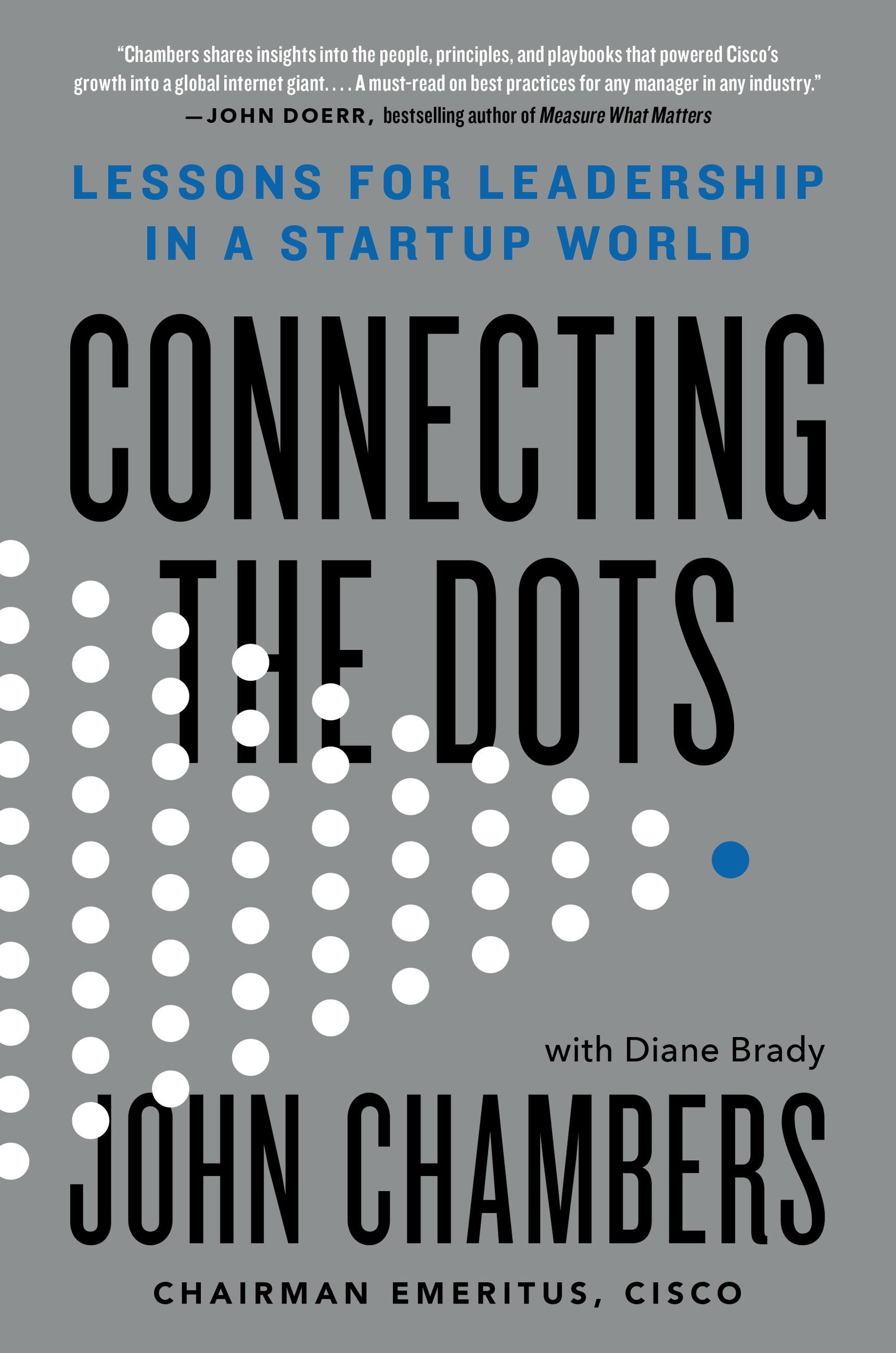 Book Cover of Connecting the Dots