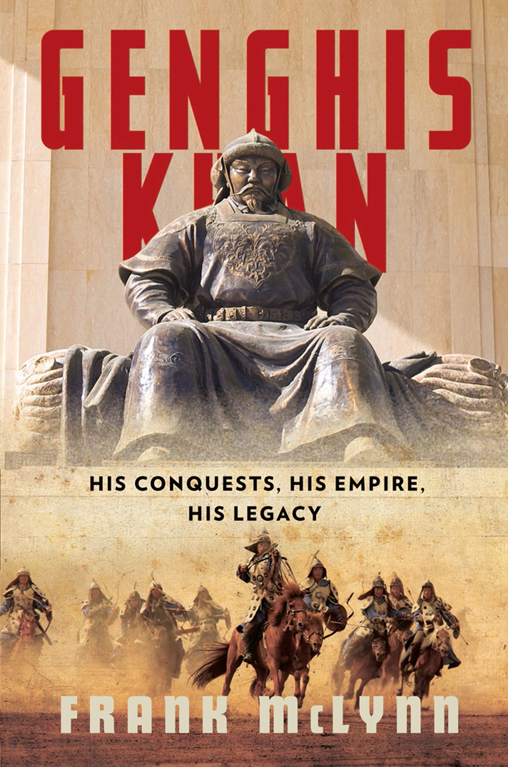 Book Cover of Genghis Khan