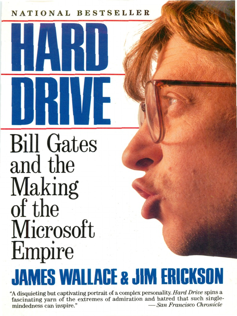 Cover of Hard Drive