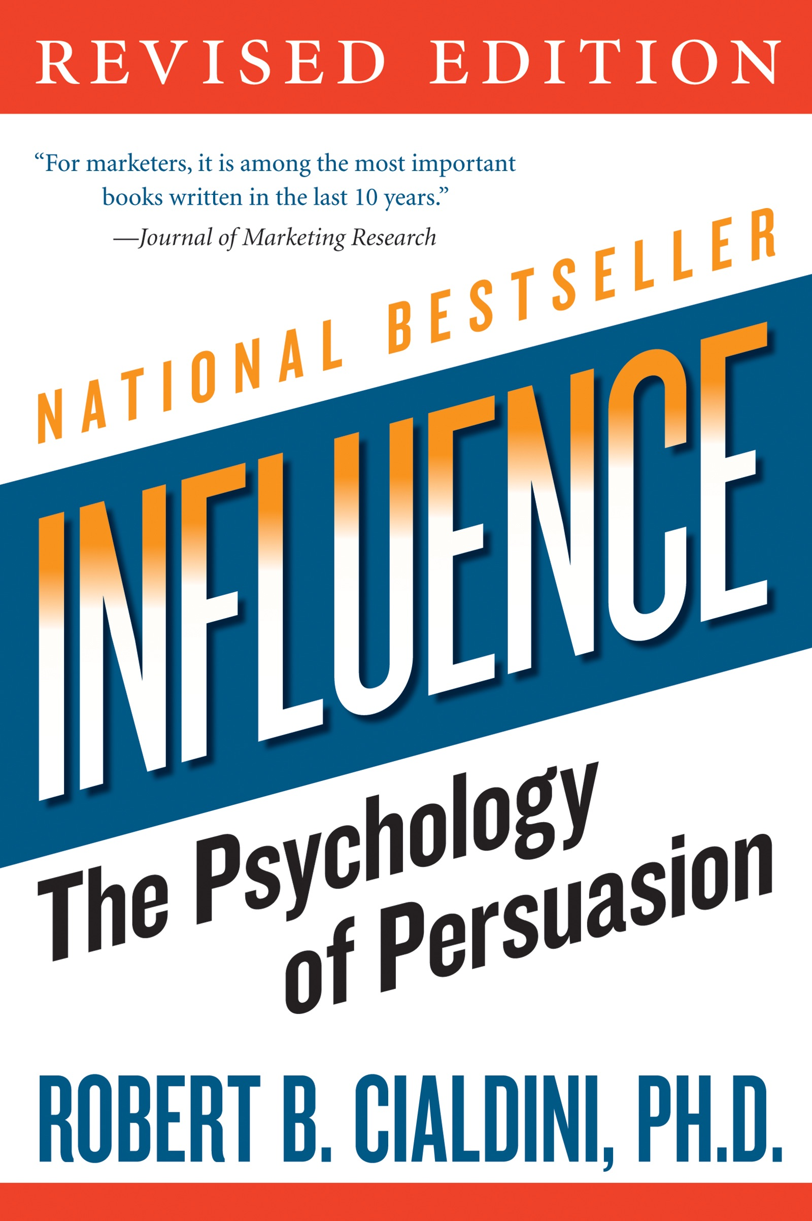 Book Cover of Influence