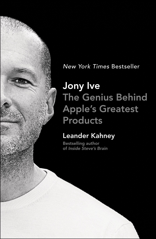 Book Cover of Jony Ive