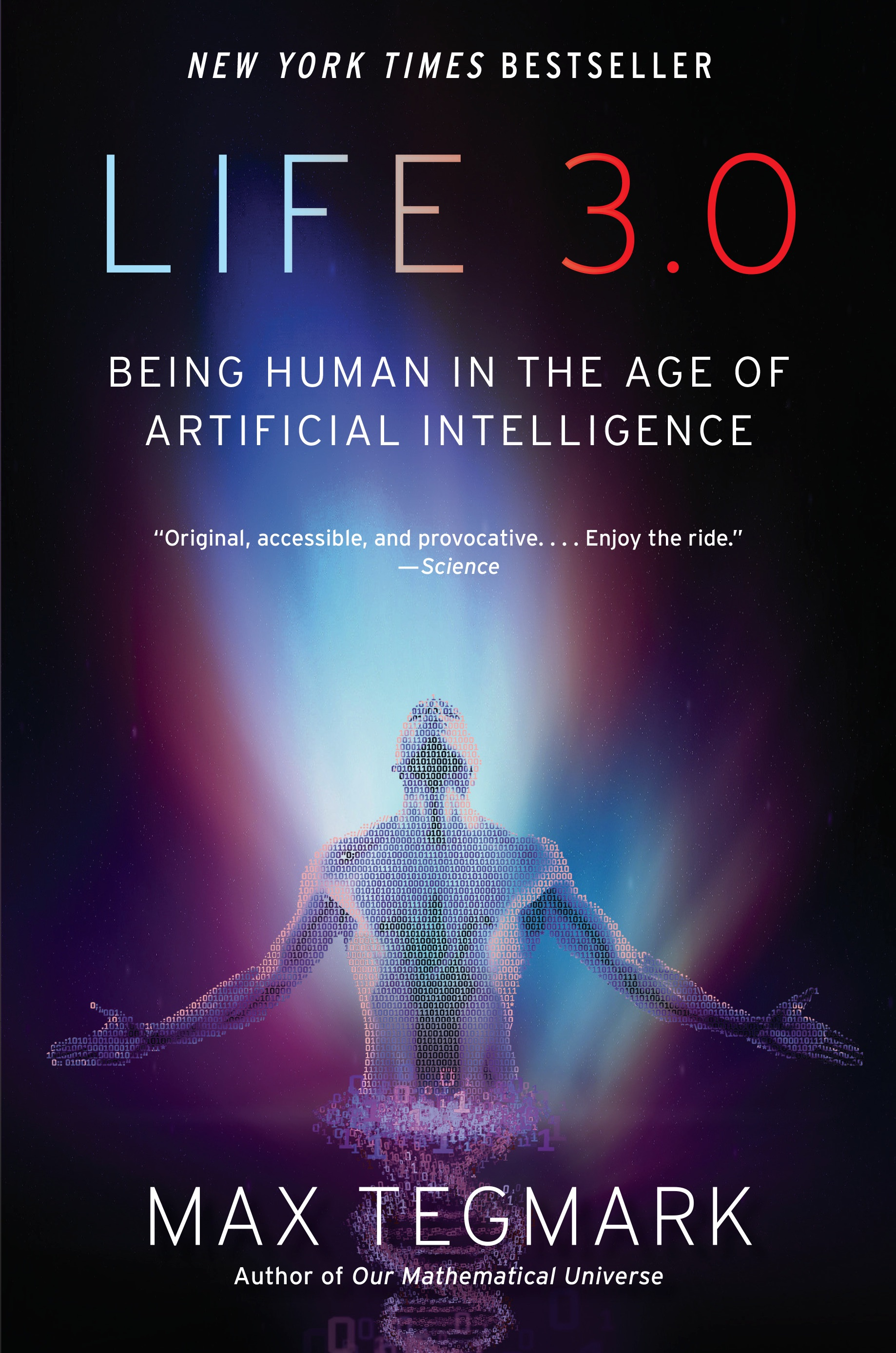 Book Cover of Life 3.0
