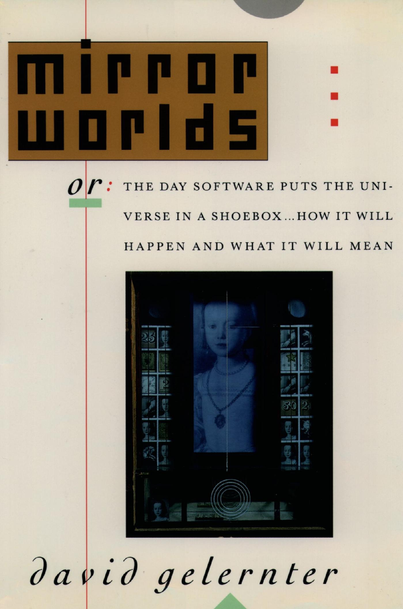 Book Cover of Mirror Worlds