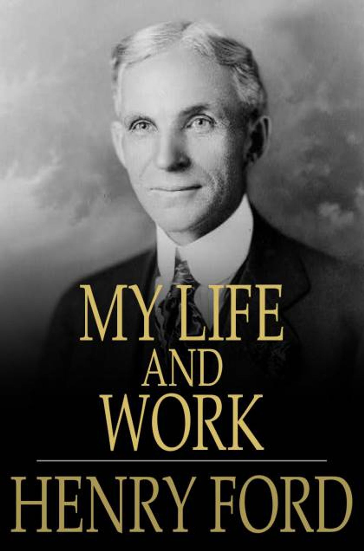 Book Cover of My Life and Work