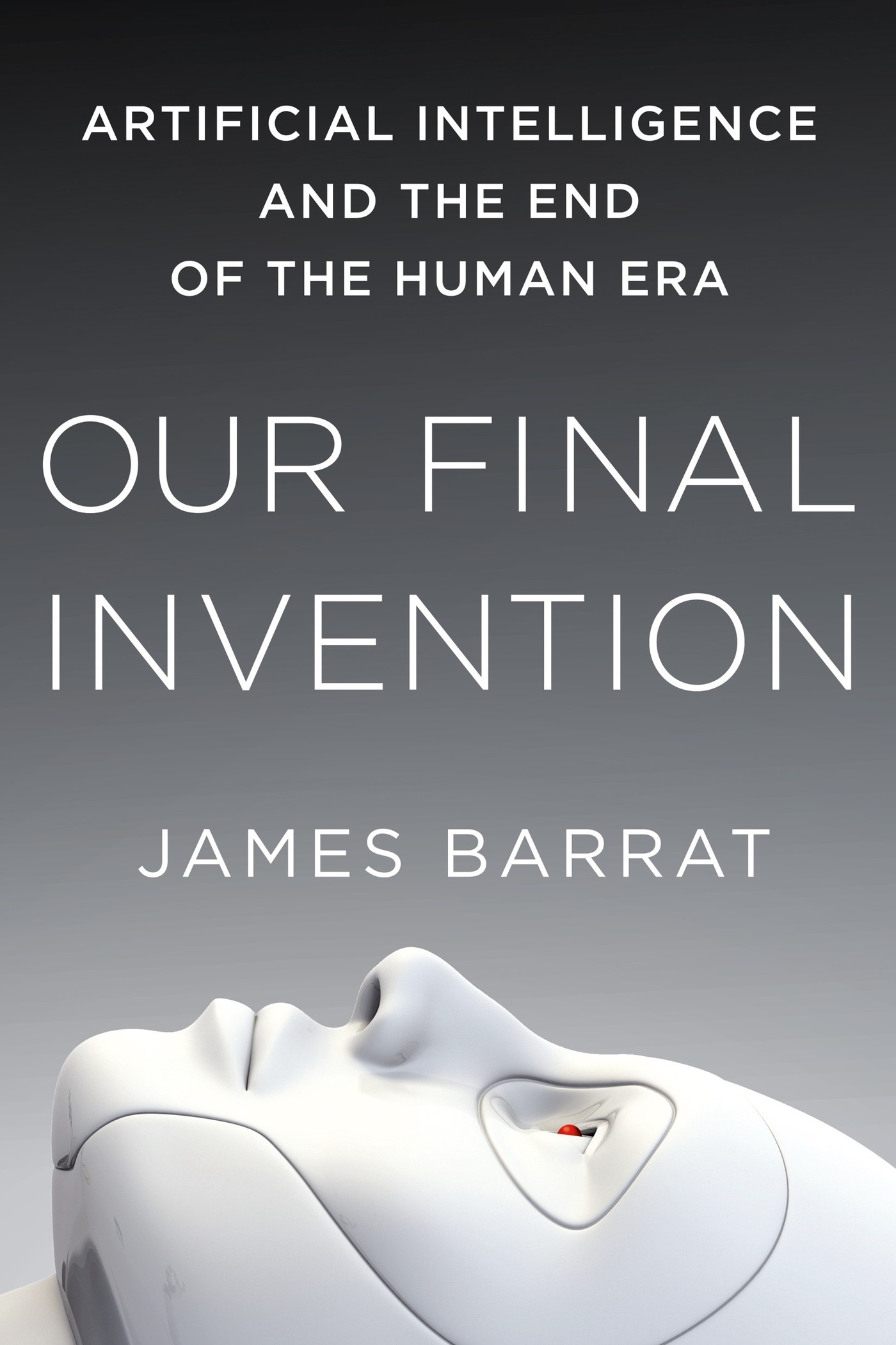 Book Cover of Our Final Invention