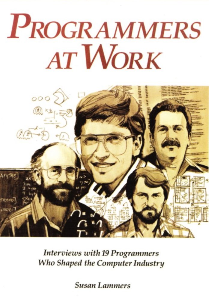 Book Cover of Programmers at Work