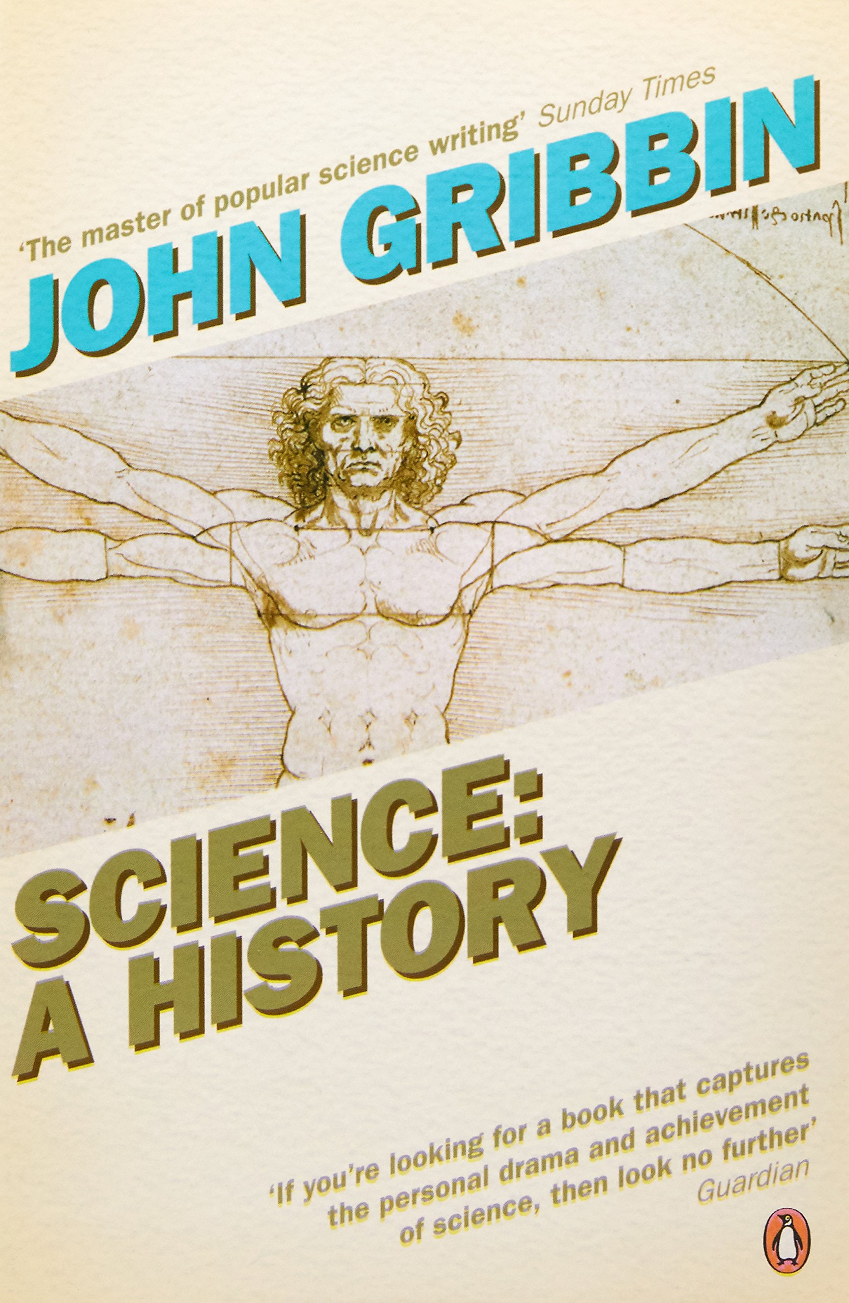 Book Cover of Science: A History