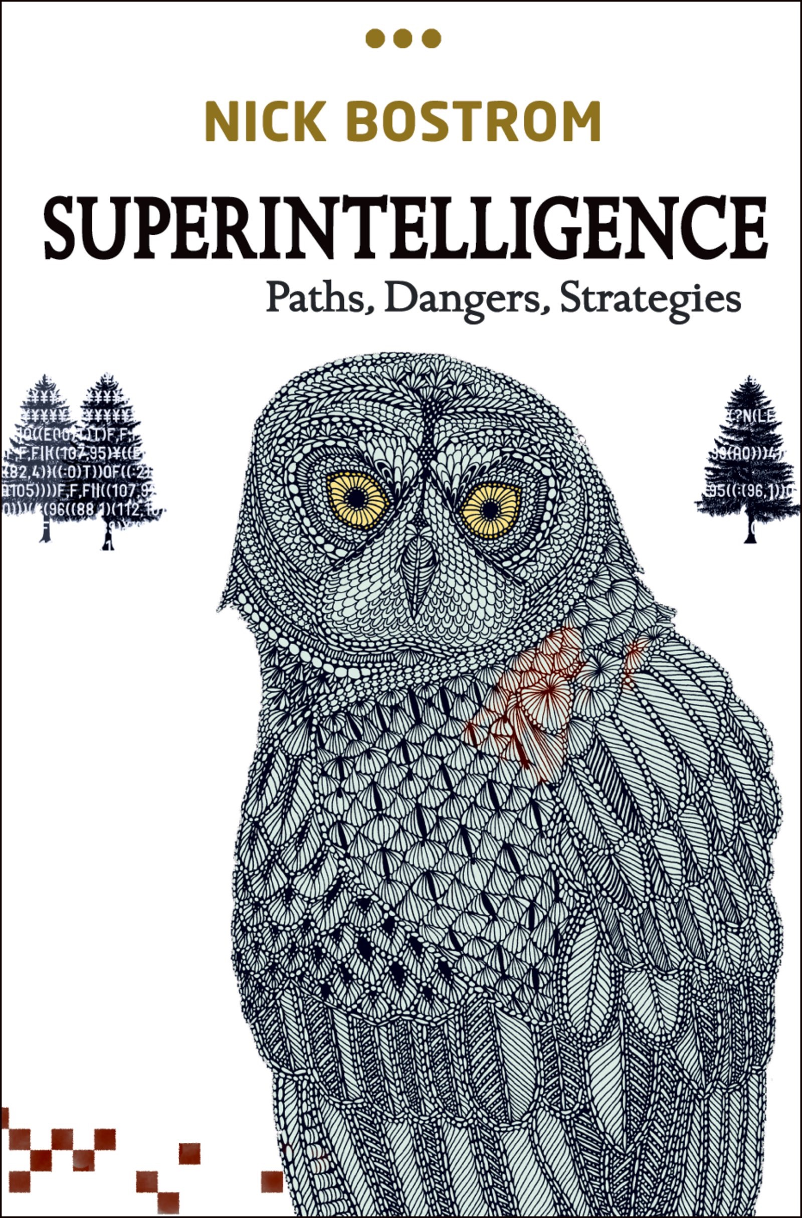 Book Cover of Superintelligence