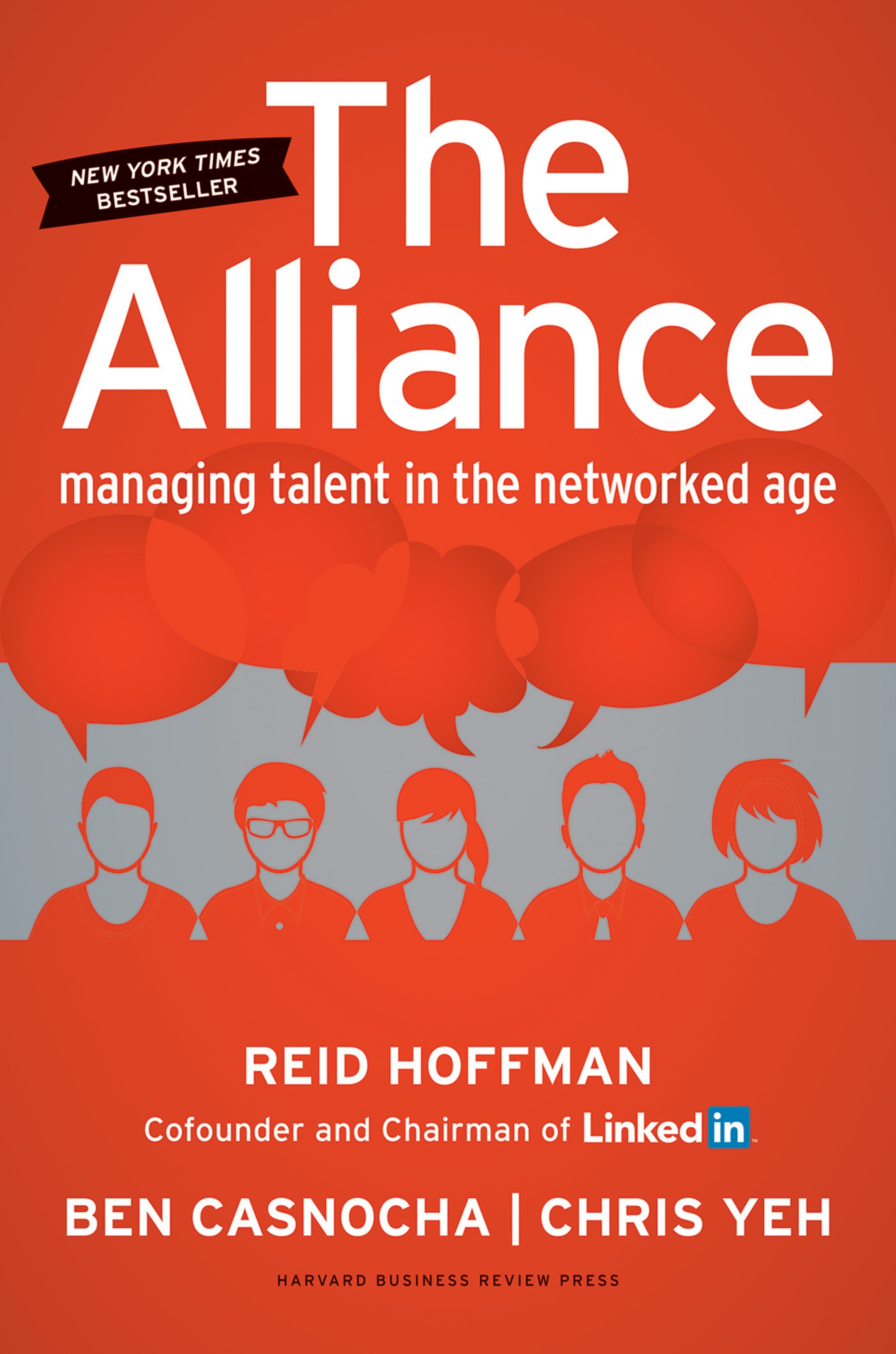 Book Cover of The Alliance