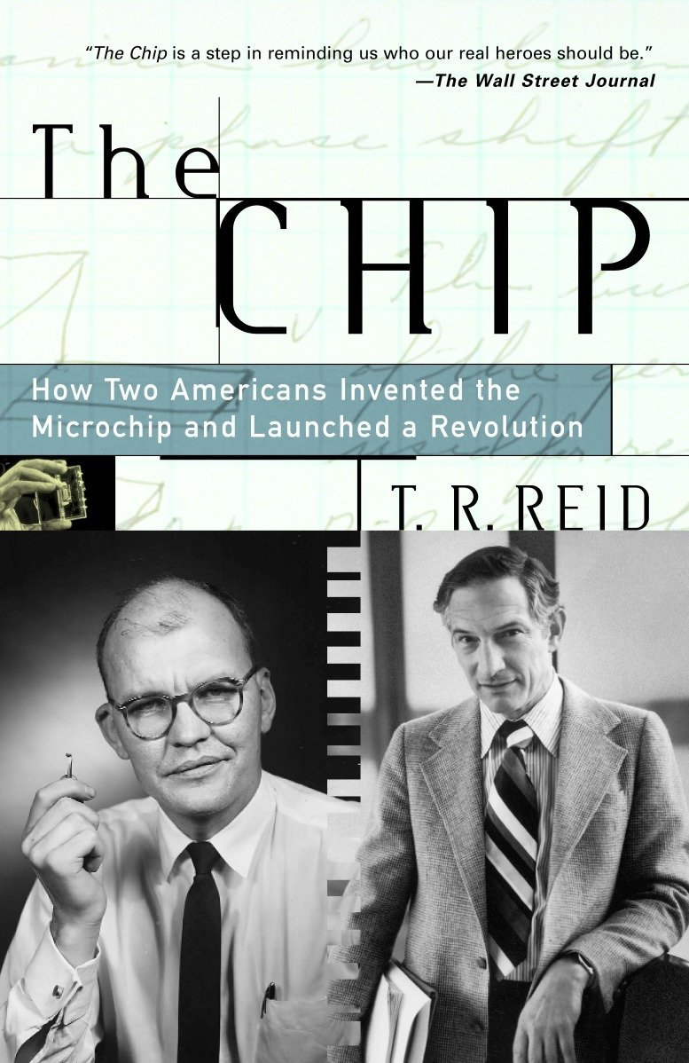 Book Cover of The Chip