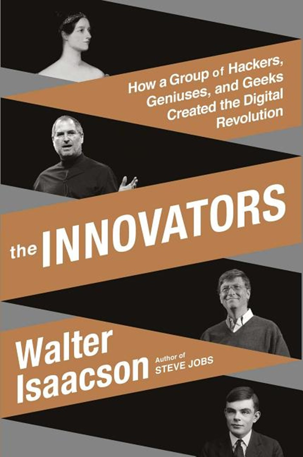 Book Cover of The Innovators