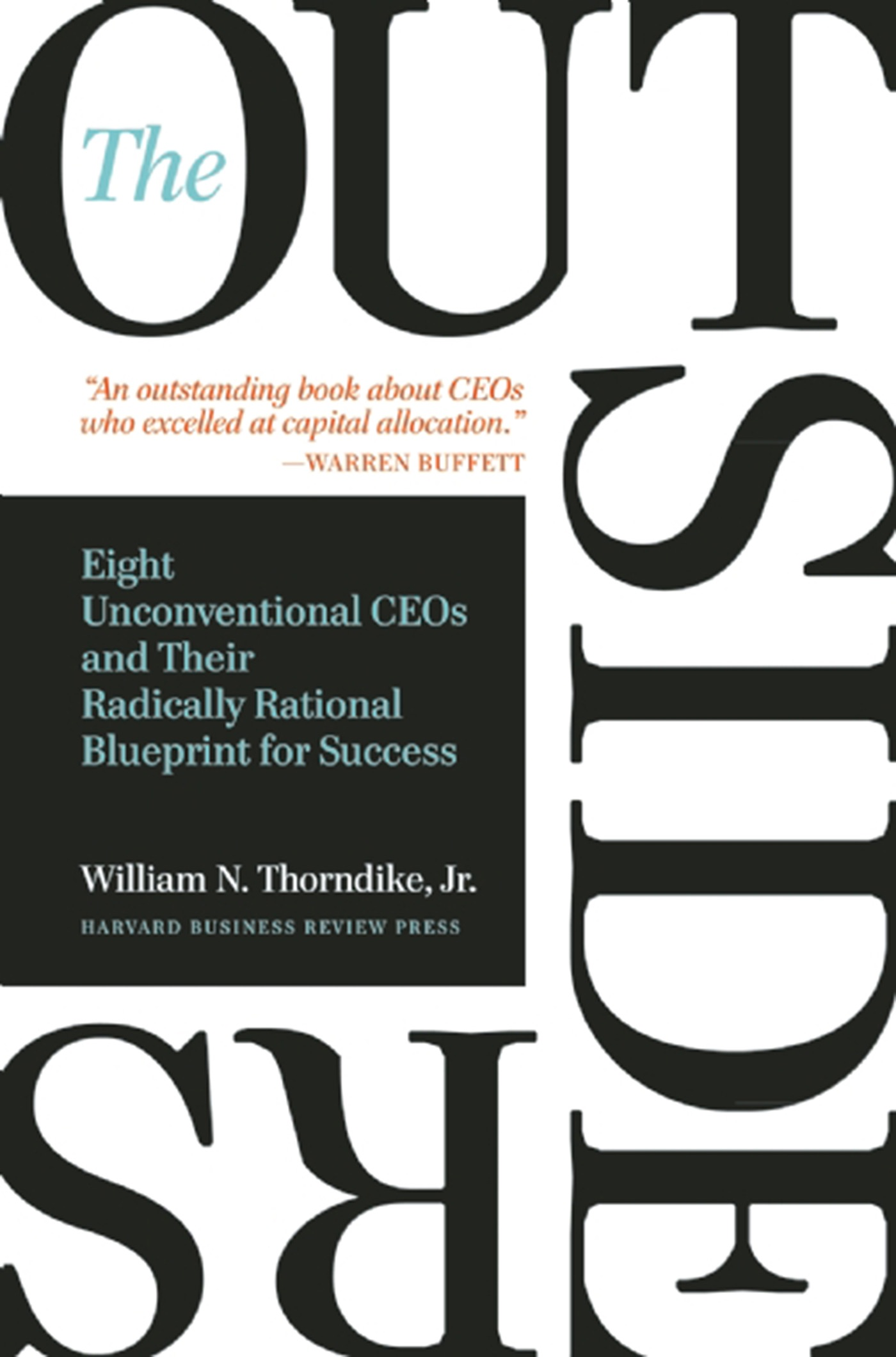 Book Cover of The Outsiders
