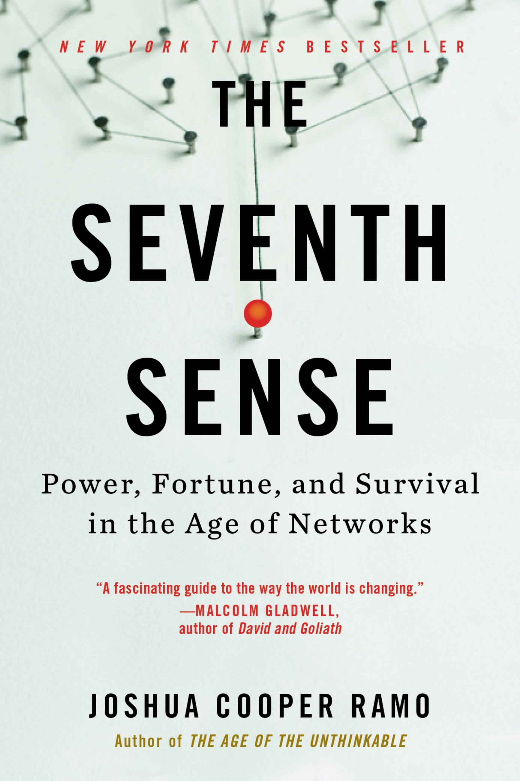 Book Cover of The Seventh Sense