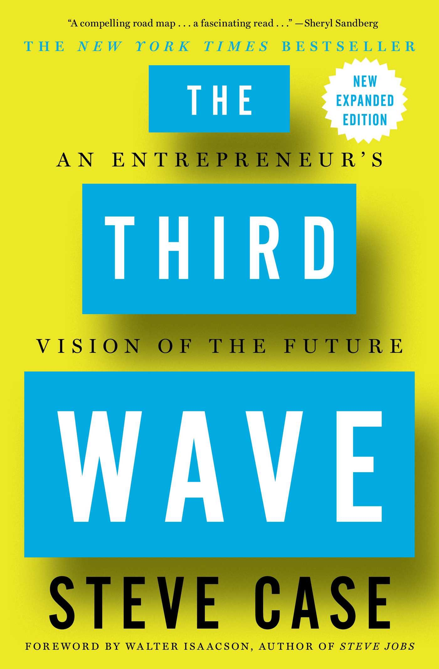 Book Cover of The Third Wave