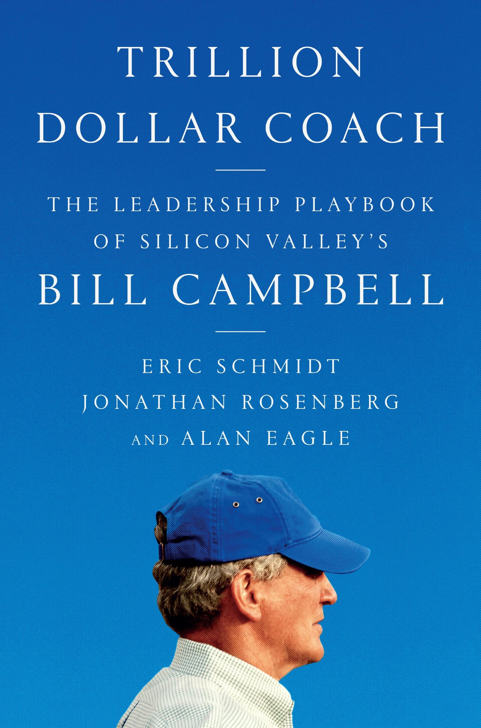 Book Cover of Trillion Dollar Coach