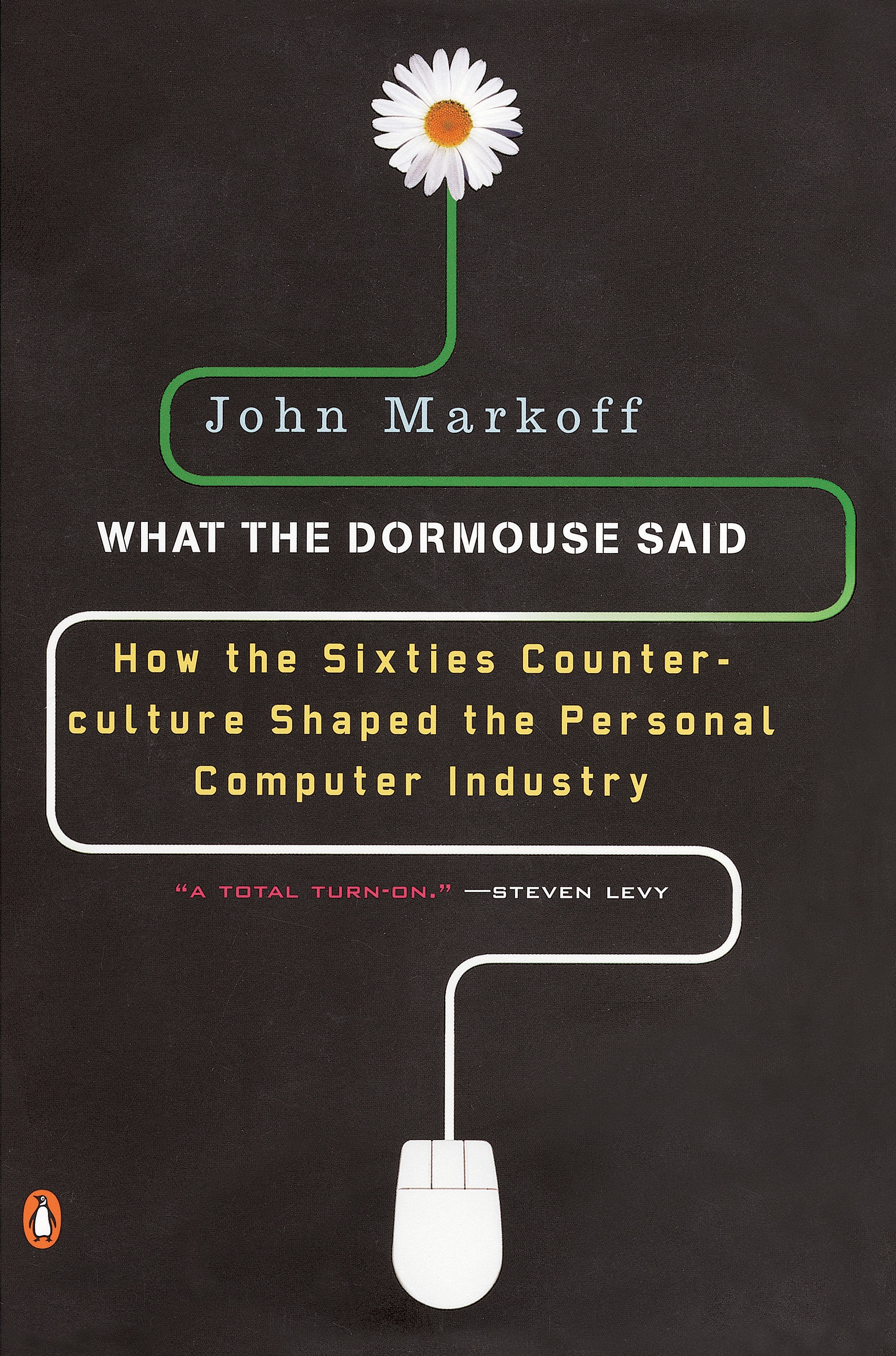 Book Cover of What the Dormouse Said
