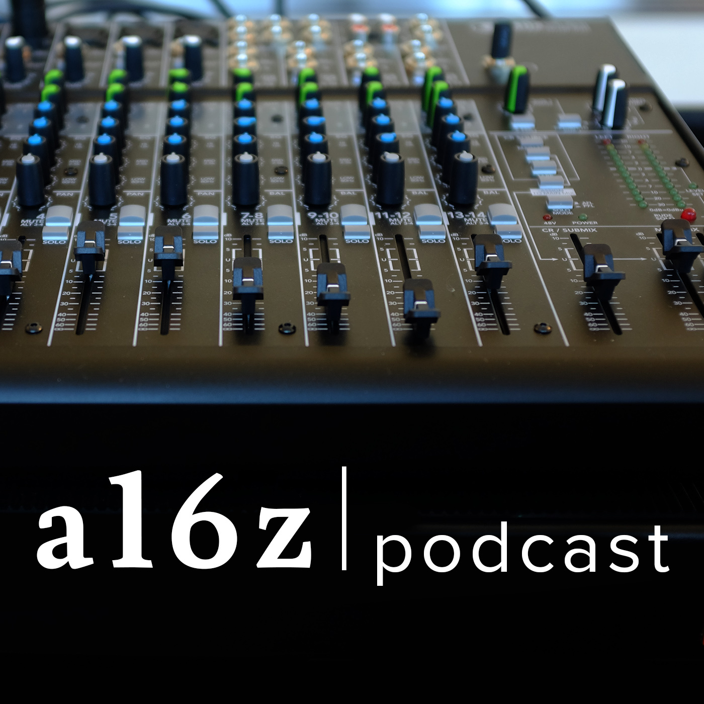 Podcast Cover of a16z Podcast