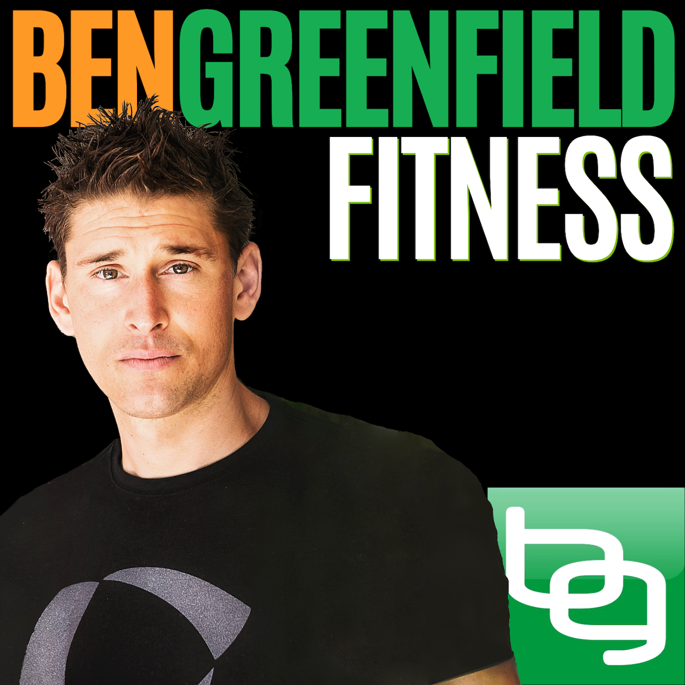Podcast Cover of Ben Greenfield Fitness