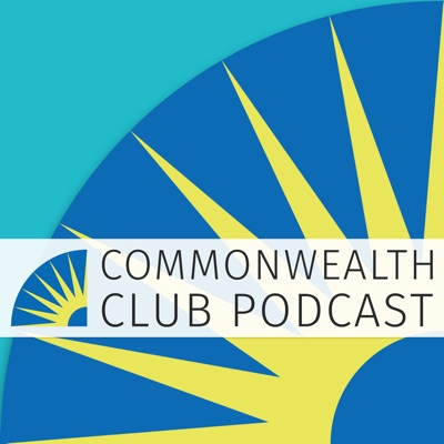 Podcast Cover of Commonwealth Club of California Podcast