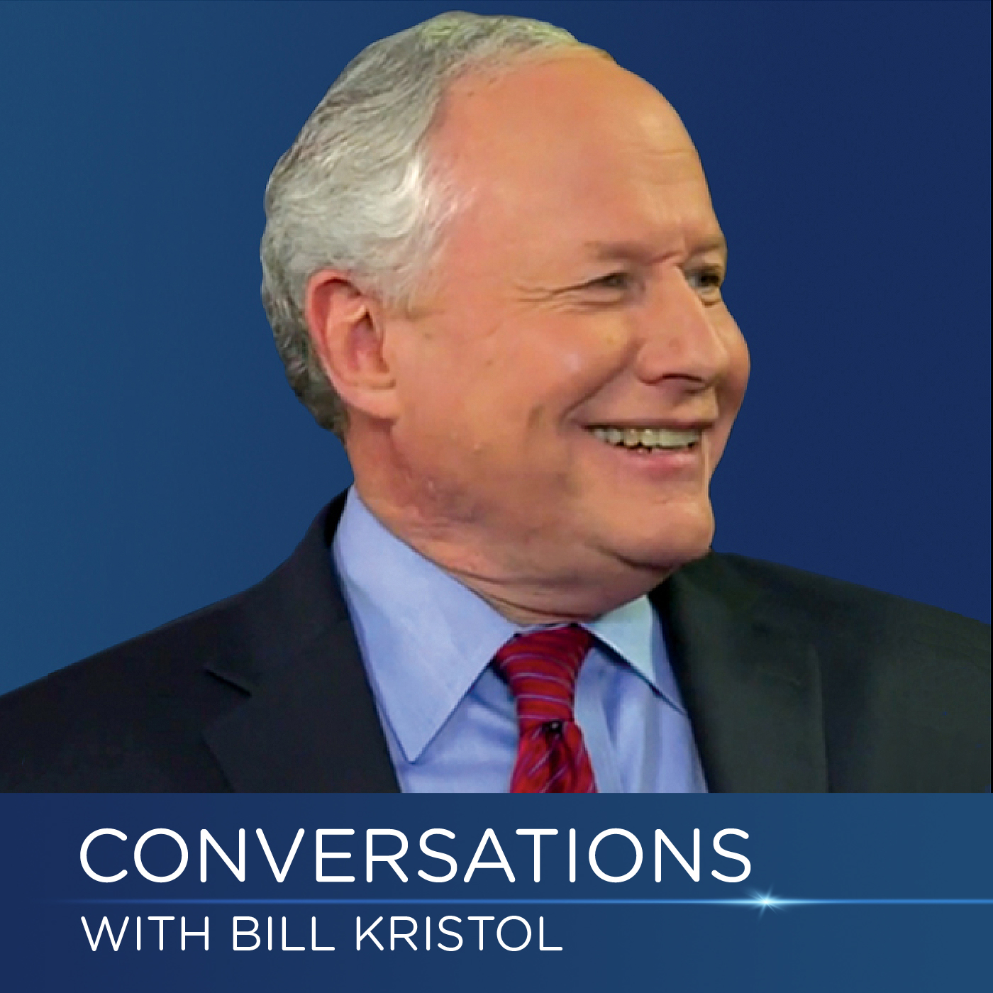 Podcast Cover of Conversations with Bill Kristol