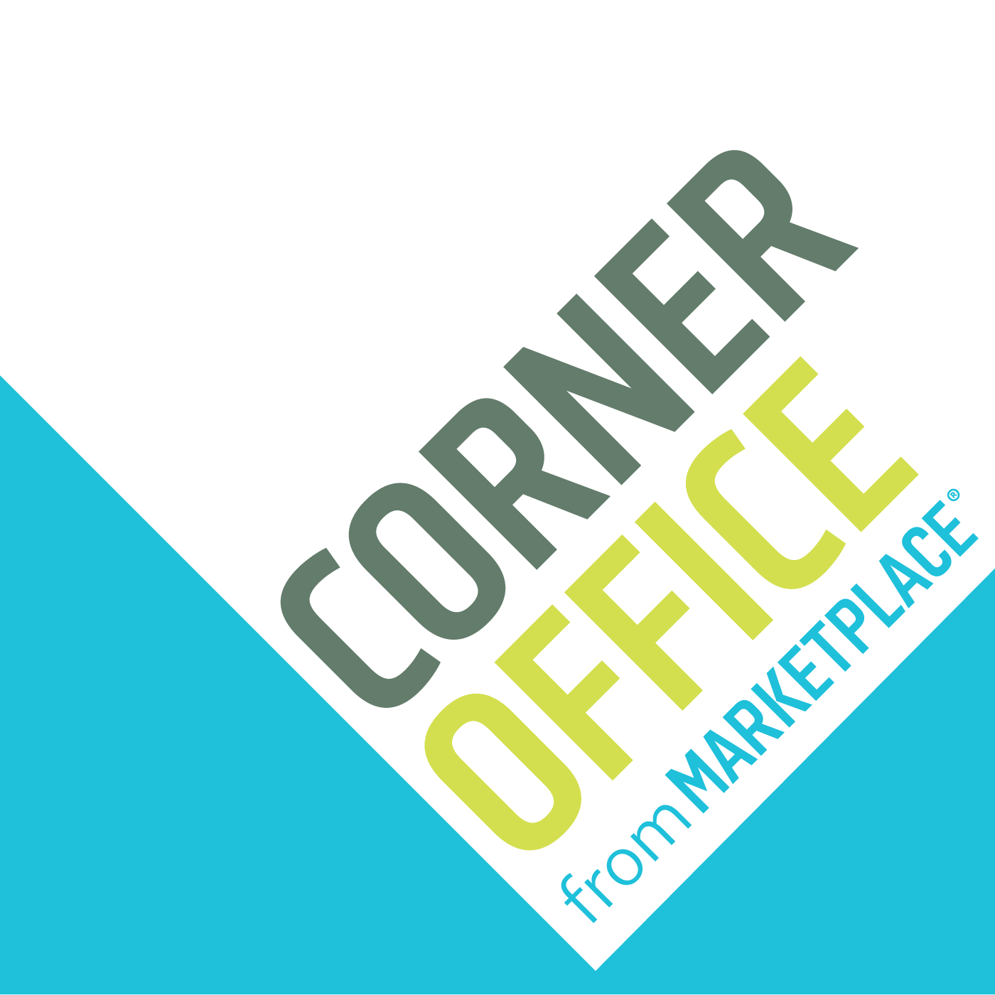 Podcast Cover of Corner Office from Marketplace