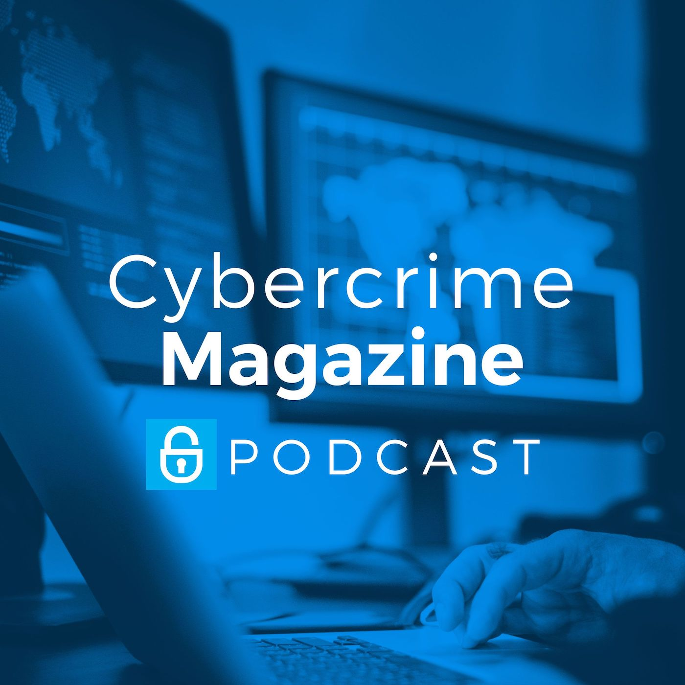 Podcast Cover of Cybercrime Magazine Podcast