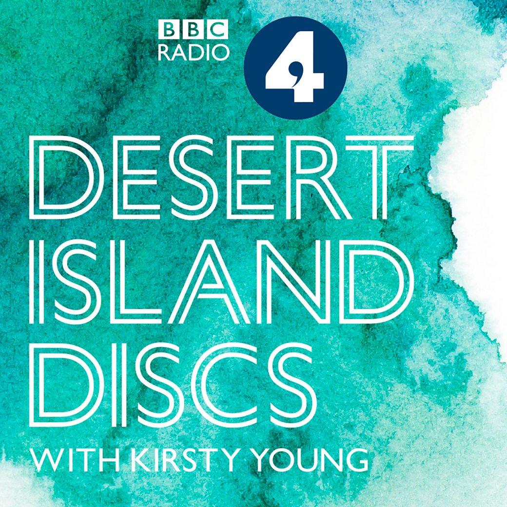 Podcast Cover of Desert Island Discs