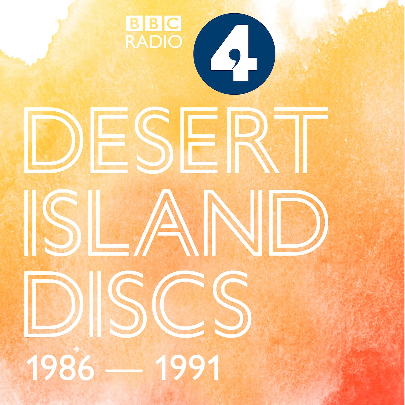 Podcast Cover of Desert Island Discs: Archive 1986-1991