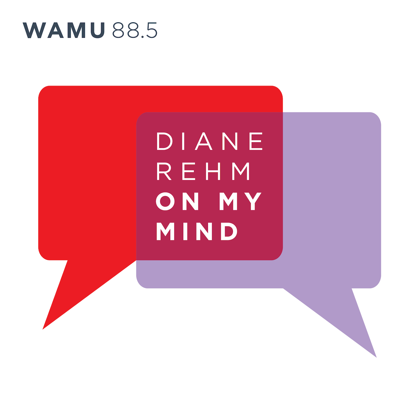 Podcast Cover of Diane Rehm: On My Mind