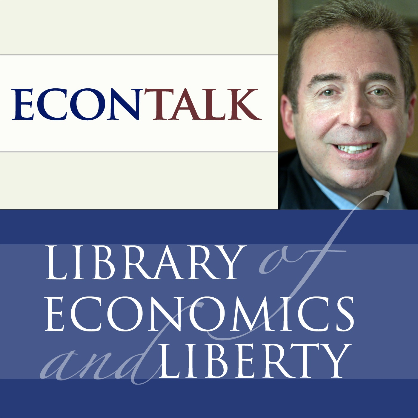 Podcast Cover of EconTalk