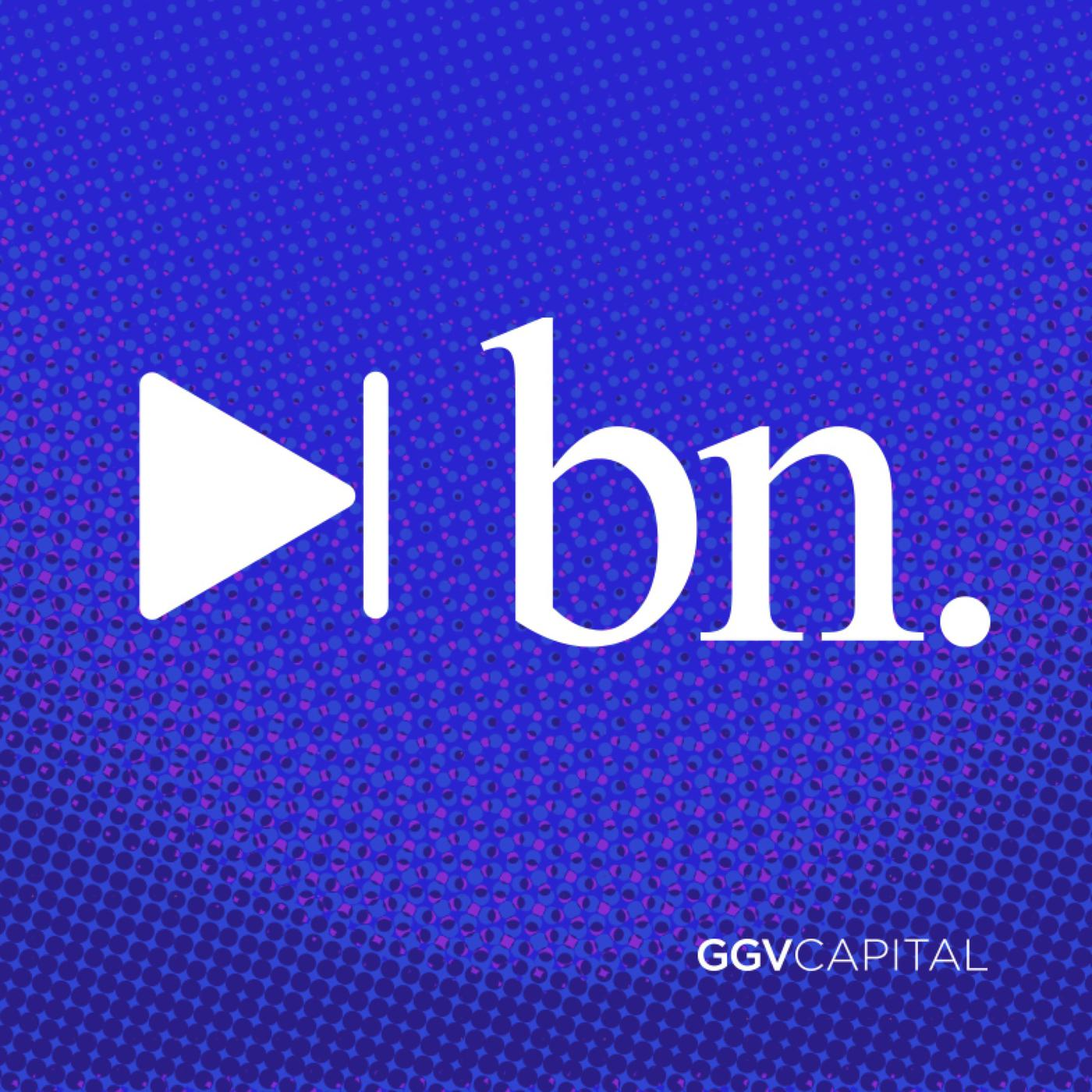 Podcast Cover of Evolving for the Next Billion by GGV Capital