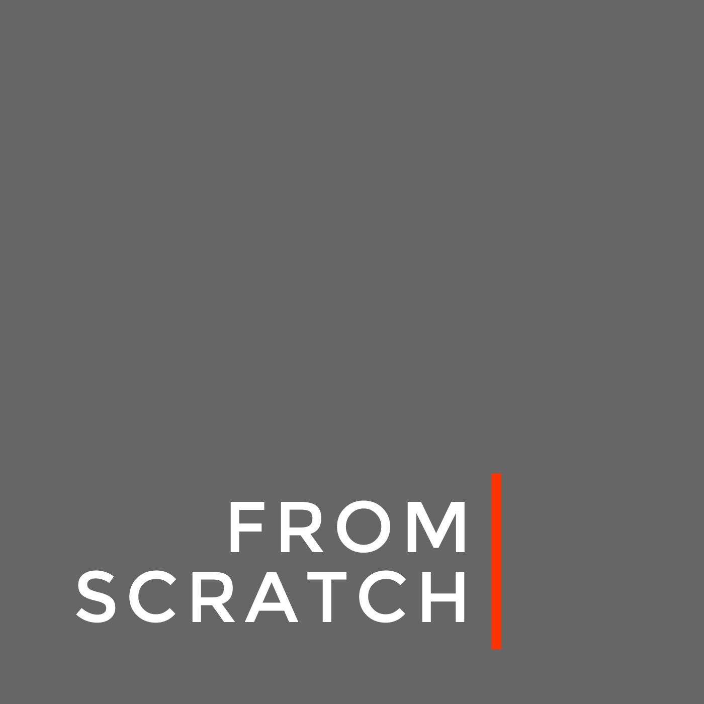Podcast Cover of From Scratch with Jessica Harris