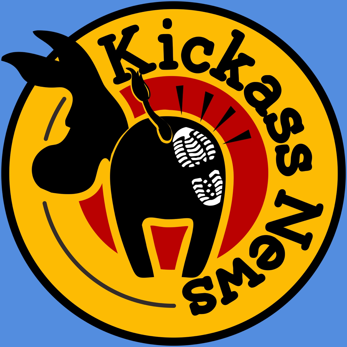 Podcast Cover of Kickass News