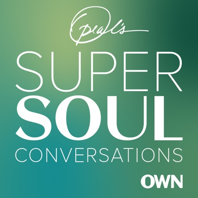 Podcast Cover of Oprah's SuperSoul Conversations