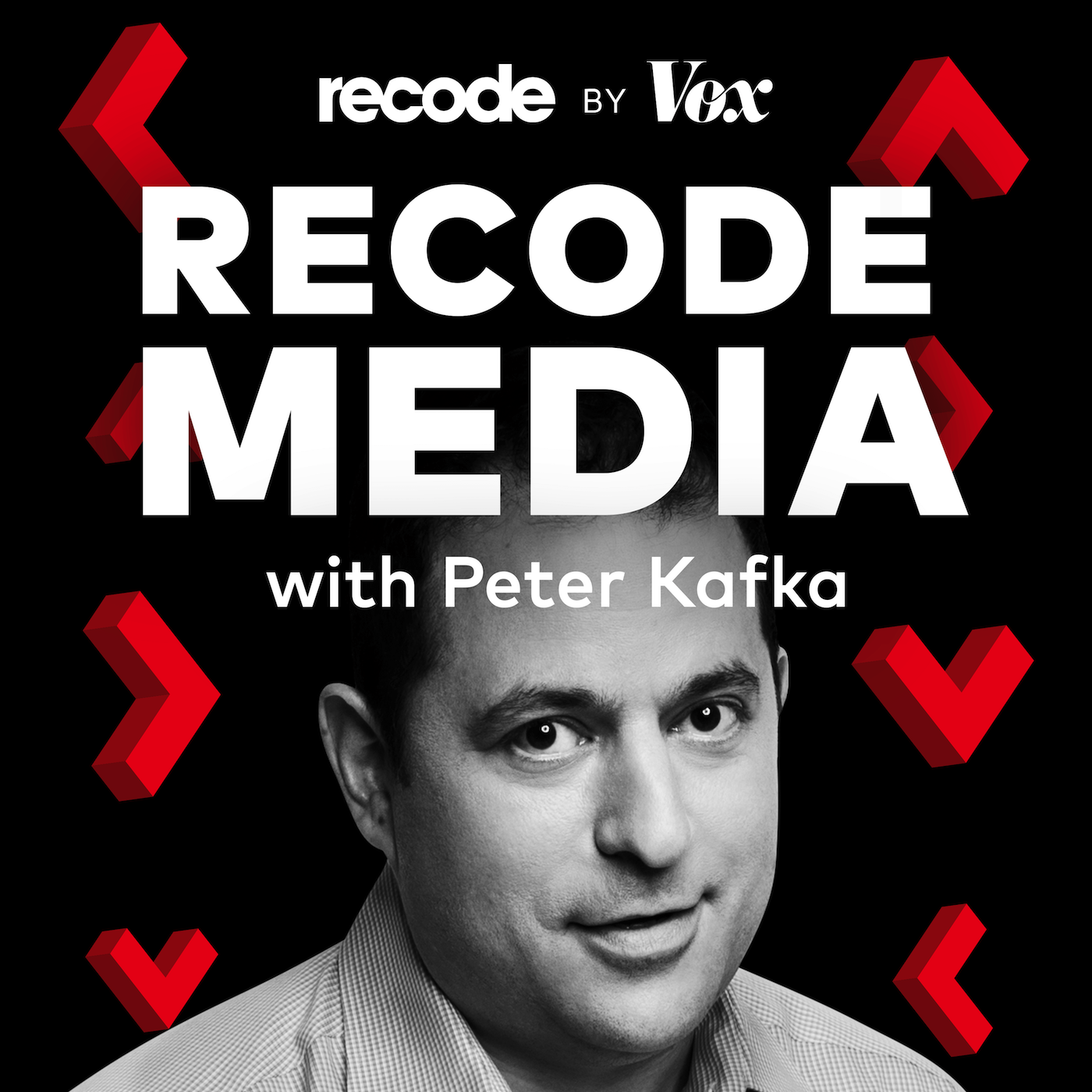 Podcast Cover of Recode Media