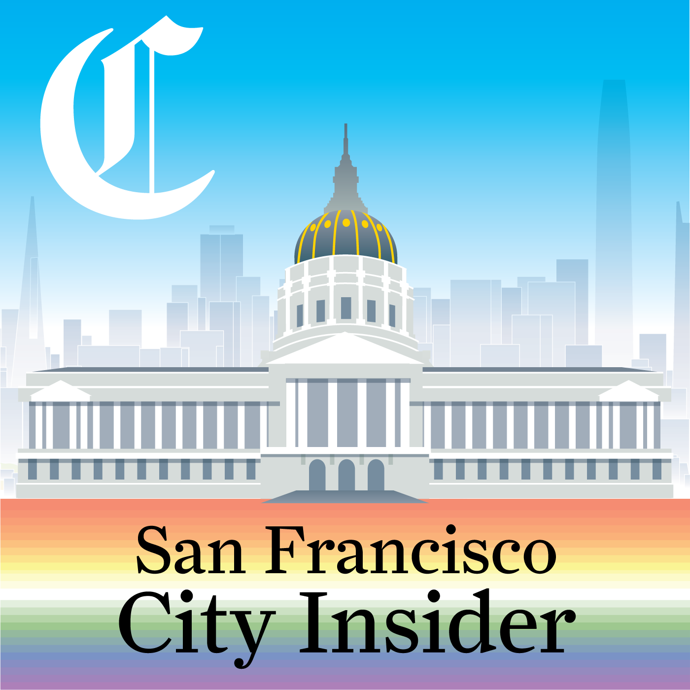 Podcast Cover of San Francisco City Insider