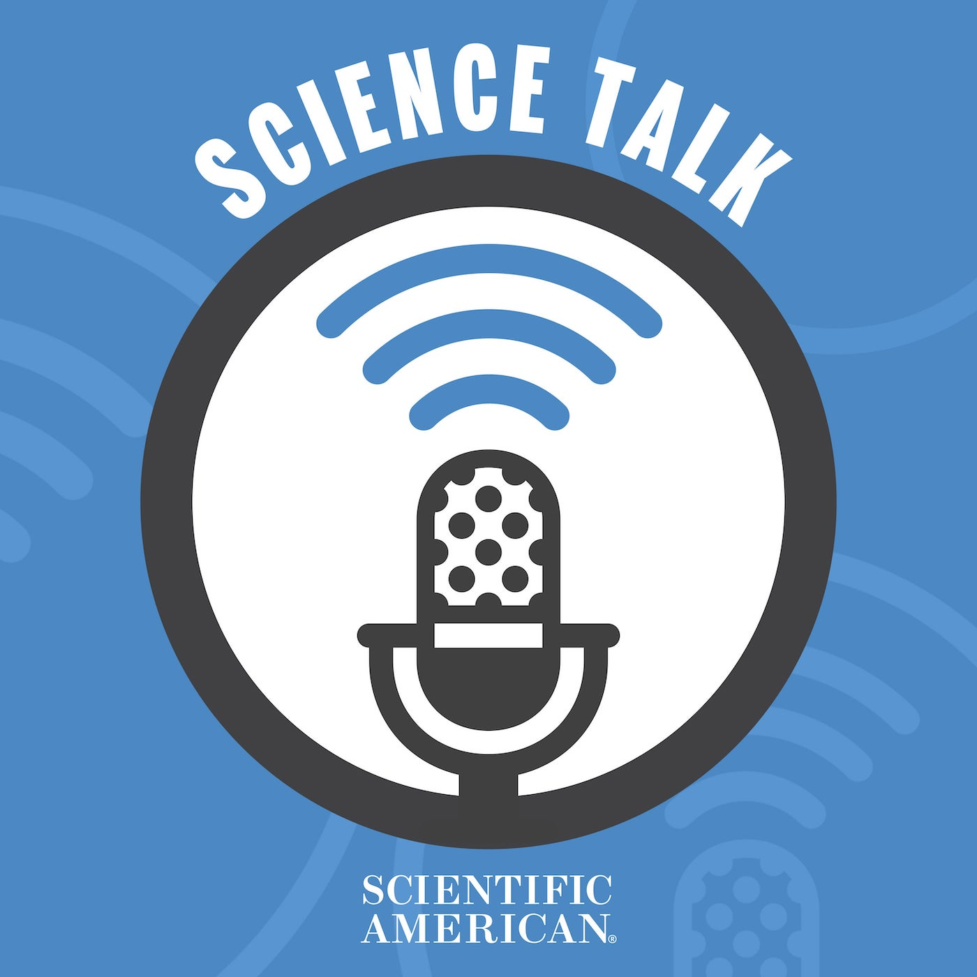 Podcast Cover of Science Talk