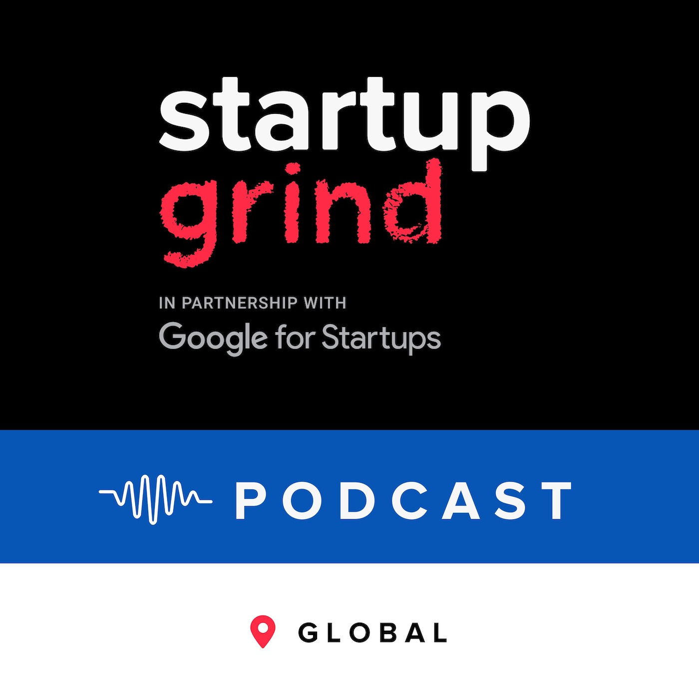 Podcast Cover of Startup Grind