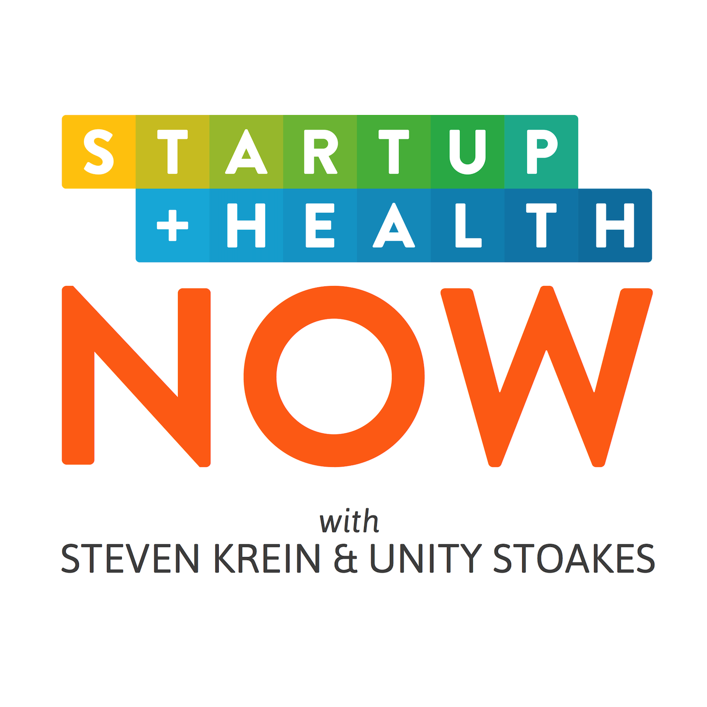 Podcast Cover of StartUp Health NOW Podcast